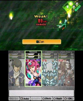 games similar to Shin Megami Tensei IV
