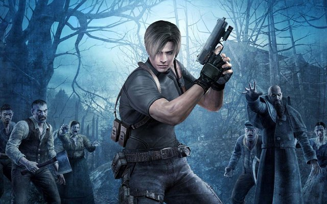games similar to Resident Evil 4