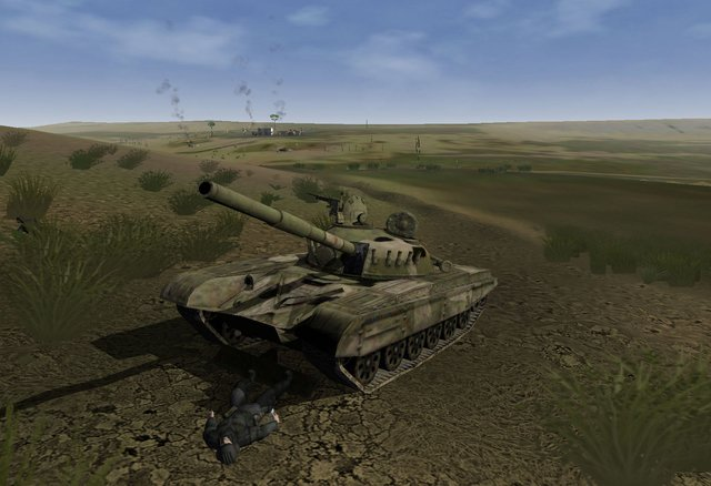 games similar to Iron Warriors: T   72 Tank Command