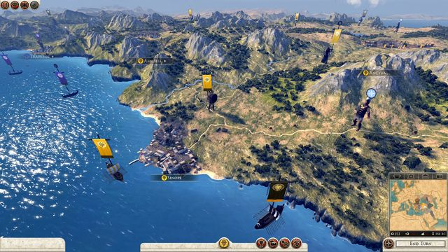 games similar to Total War: Rome II