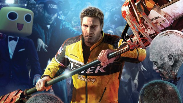 games similar to Dead Rising 2