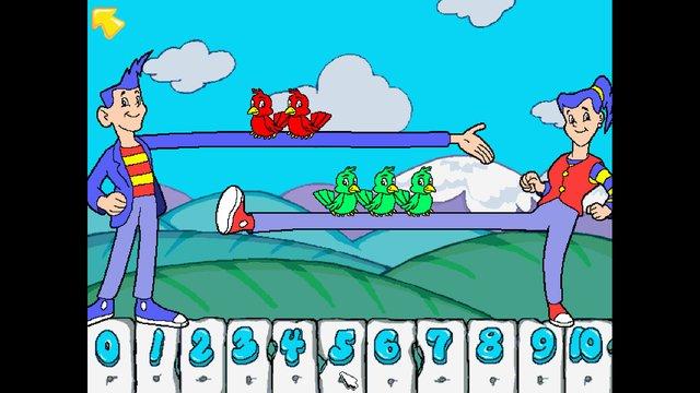 games similar to Big Thinkers Kindergarten
