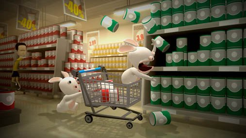 games similar to Rabbids Go Home