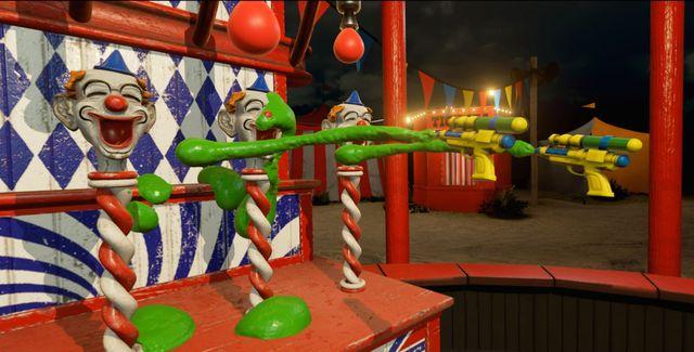 games similar to NVIDIA VR Funhouse