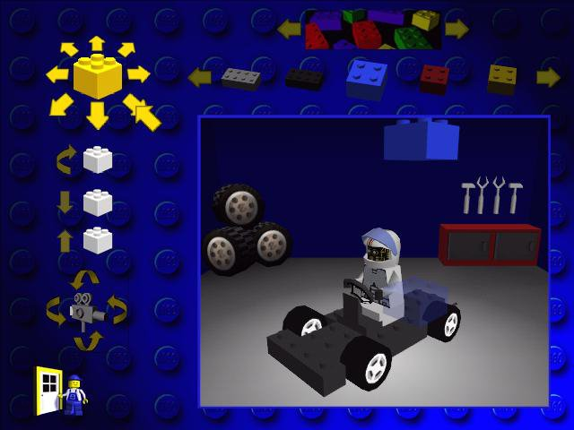 games similar to LEGO Racers