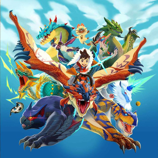 games similar to Monster Hunter Stories