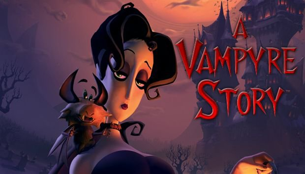 games similar to A Vampyre Story