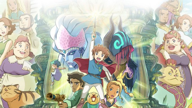 games similar to Ni no Kuni: Wrath of the White Witch Remastered