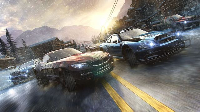 games similar to The Crew