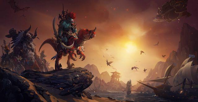 games similar to World of Warcraft