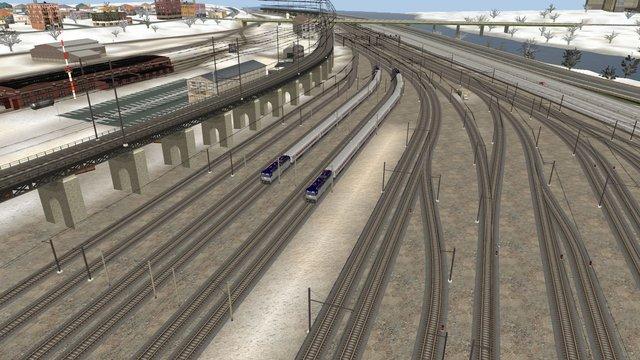 games similar to Trainz Simulator 12