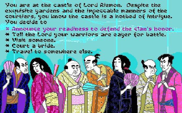 games similar to Sword of the Samurai