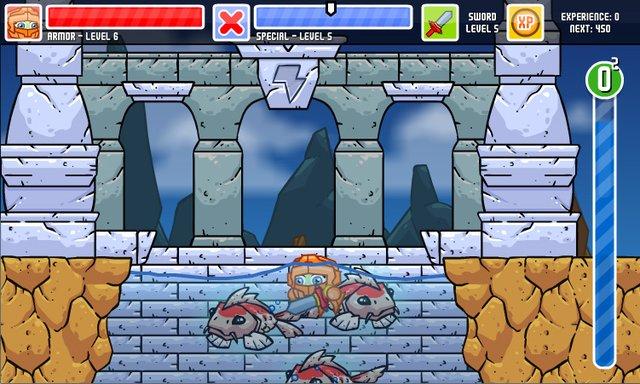 games similar to Super Chibi Knight