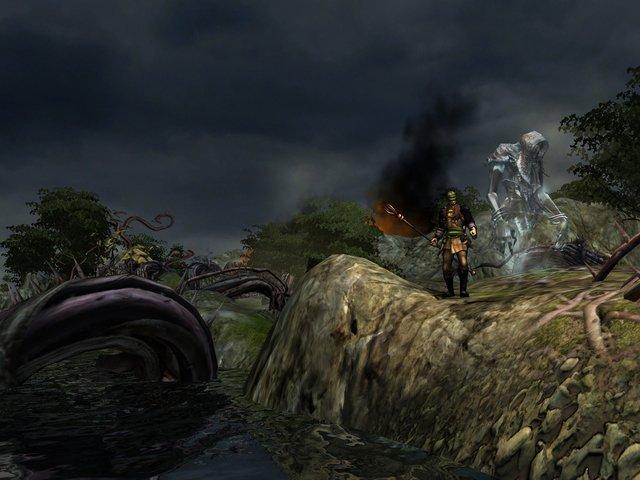 games similar to Silverfall: Earth Awakening