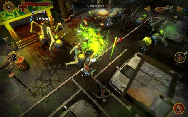 games similar to Guns n Zombies