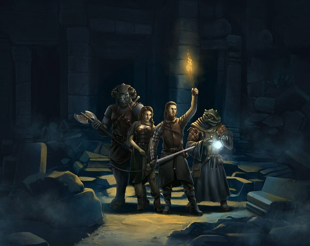 games similar to Legend of Grimrock