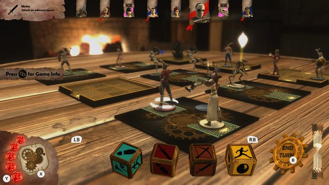 games similar to The Living Dungeon