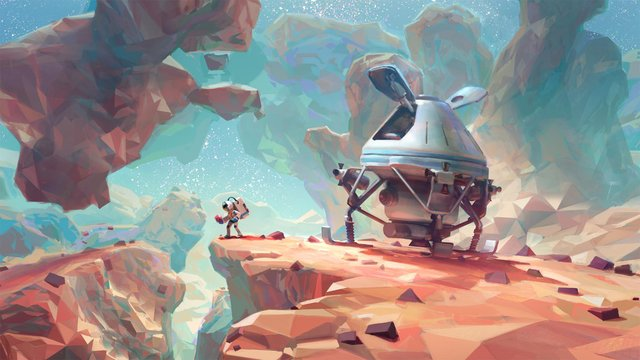 games similar to ASTRONEER