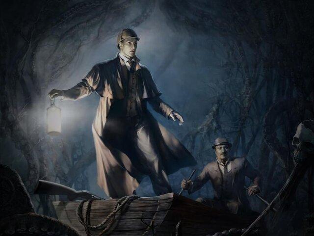 games similar to Sherlock Holmes: The Awakened
