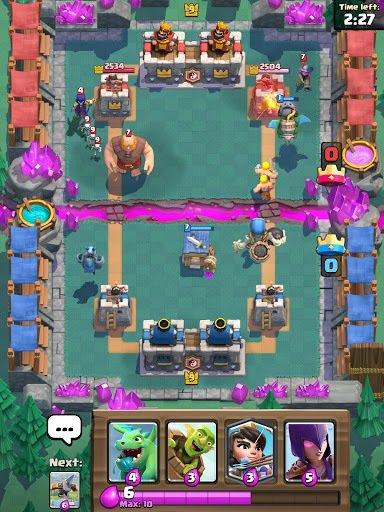 games similar to Clash Royale