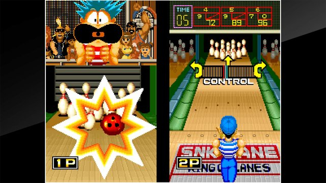 games similar to ACA NEOGEO LEAGUE BOWLING