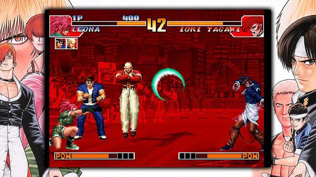 games similar to THE KING OF FIGHTERS '97 GLOBAL MATCH