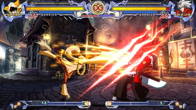 games similar to BlazBlue Calamity Trigger