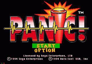 games similar to Panic!