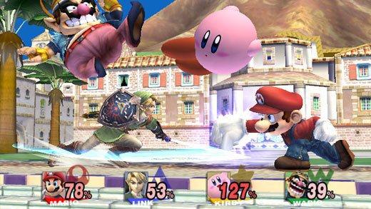games similar to Super Smash Bros. Brawl