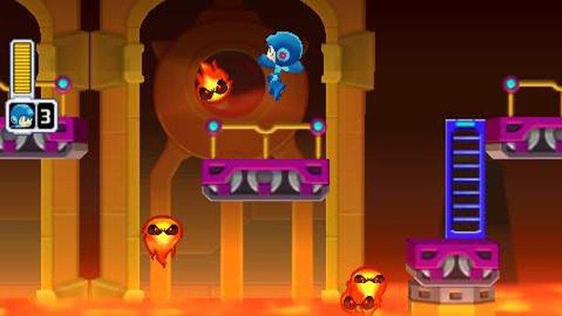 games similar to Mega Man Powered Up