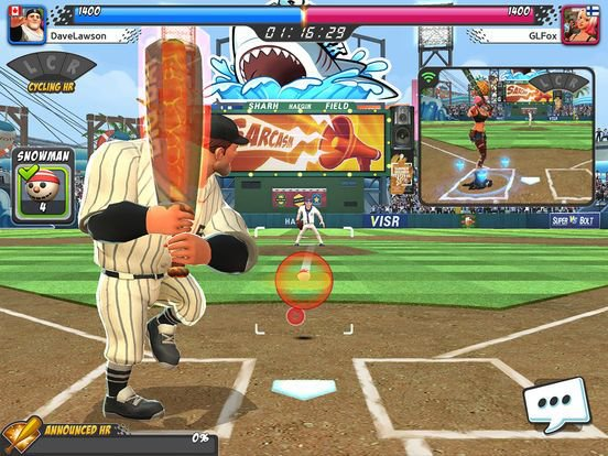 games similar to Homerun Clash