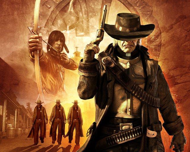 games similar to Call of Juarez