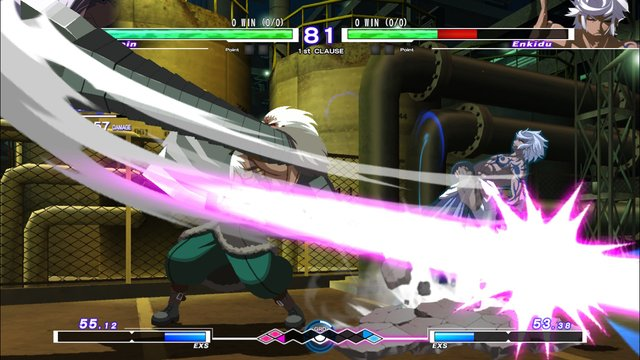 games similar to Under Night In Birth Exe:Late[cl r]