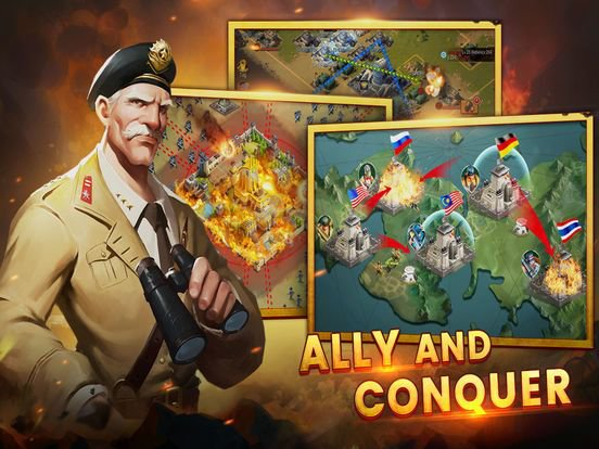 games similar to War in Pocket