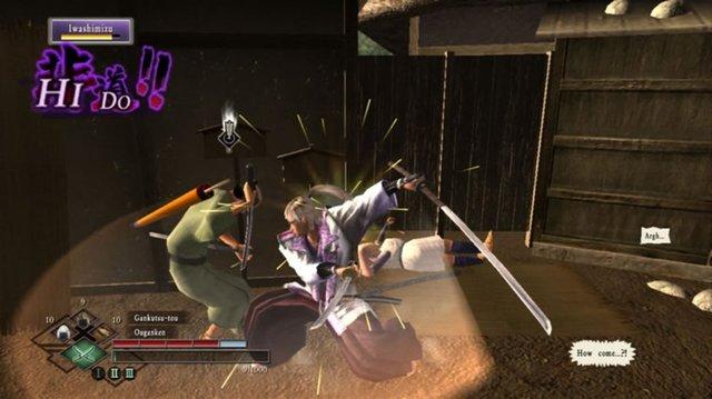 games similar to Way of the Samurai 3