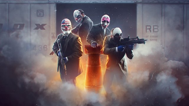 games similar to PAYDAY 2
