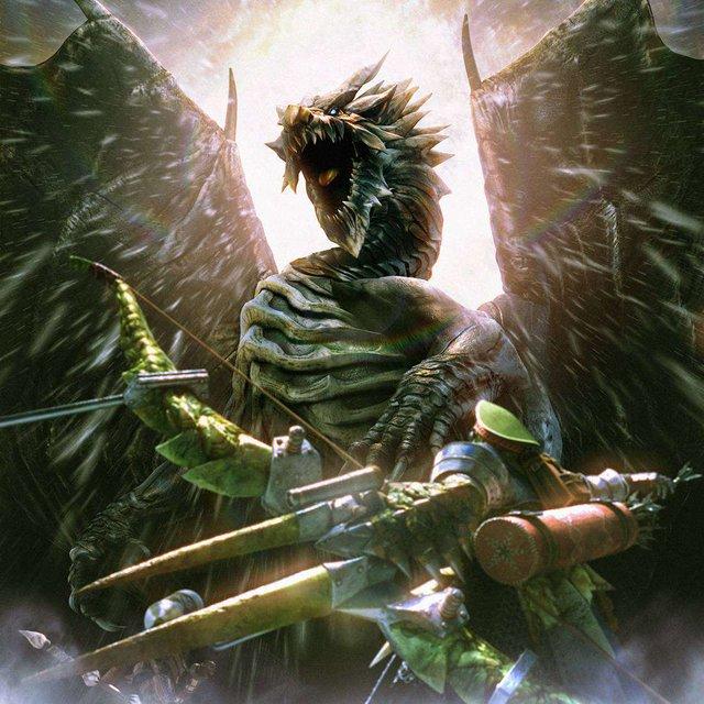 games similar to Monster Hunter 2