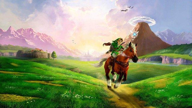 games similar to The Legend of Zelda: Ocarina of Time 3D