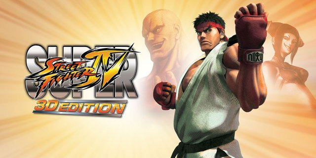 games similar to Super Street Fighter IV: 3D Edition
