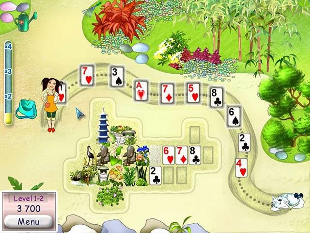 games similar to Koi Solitaire