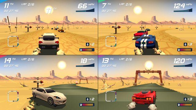 games similar to Horizon Chase Turbo