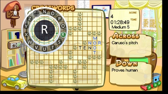 games similar to Coffeetime Crosswords