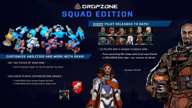 games similar to Dropzone