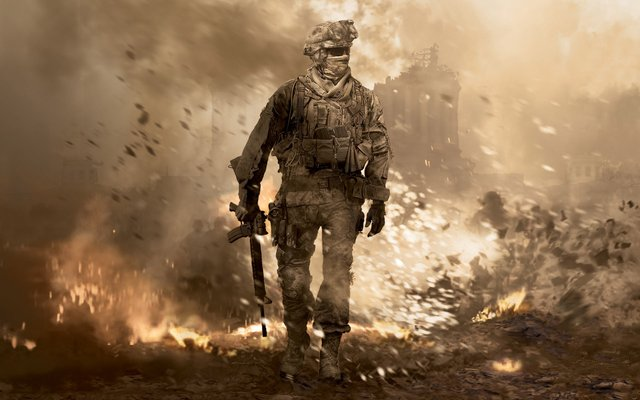 games similar to Call of Duty: Modern Warfare 2