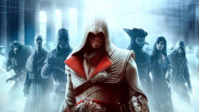 games similar to Assassin's Creed Brotherhood