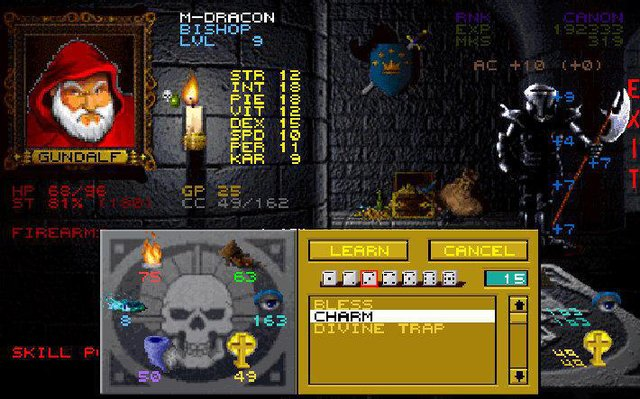 games similar to Wizardry 6+7