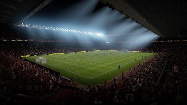 games similar to EA SPORTS FIFA 17