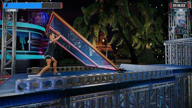 games similar to American Ninja Warrior: Challenge