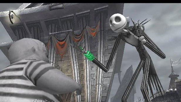 games similar to The Nightmare Before Christmas: Oogie's Revenge