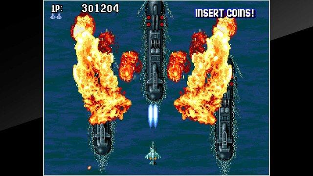 games similar to ACA NEOGEO AERO FIGHTERS 2
